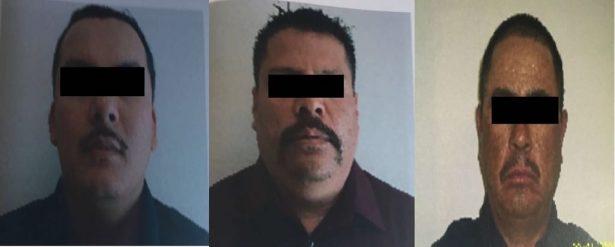 Detienen a director, subjefe y agente de la Policía por desaparecer a dos hombres