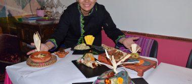 Exhiben gastronomía chihuahuense en Madrid