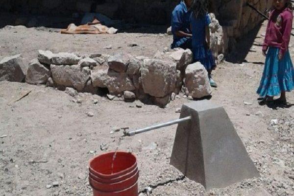 Rehabilitan sistema de agua potable en Guaguachique