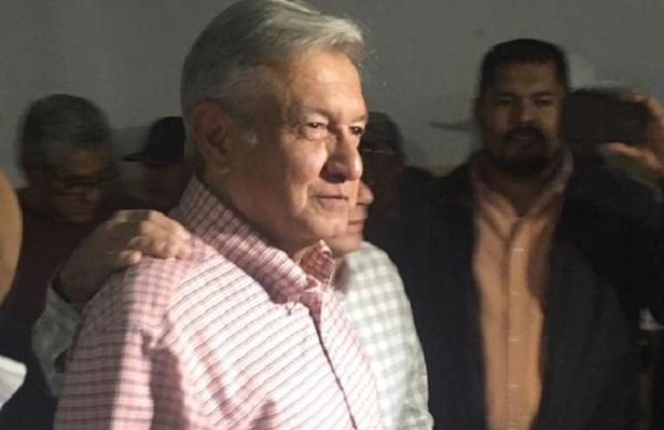 Concluye sin incidentes mitin de López Obrador en Ascensión