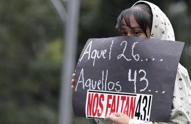 Diputados evaluarán atención ofrecida a normalistas de Ayotzinapa