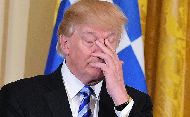 Donald Trump, presidente de los EU Foto: Ilustrativa/AFP