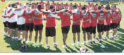 Costa Rica ya prepara armas contra el Tricolor