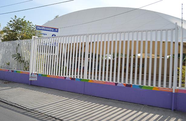 Sigue Morelos sin verificación vehicular