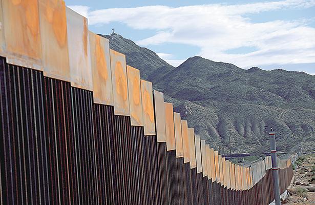 Por tierra y agua la unión indivisible de la frontera común