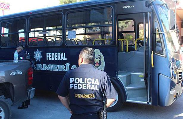Manuel Velasco anuncia llegada de Gendarmería a frontera de Chiapas