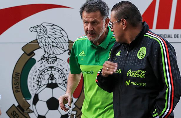 El Tricolor se alista para chocar contra Costa Rica