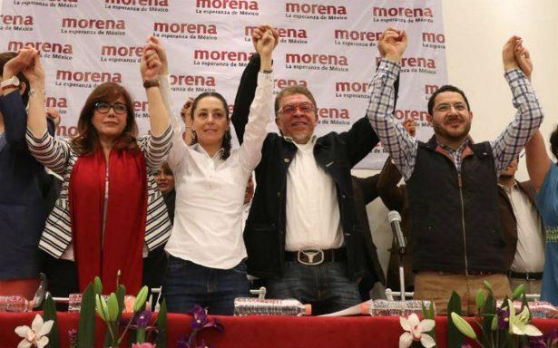 """Tras dejar al PRD, Alfredo Hernández """"El Camarón"""" se suma a campaña de Sheinbaum"""