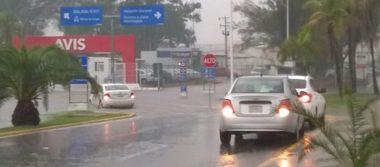 Disminuye potencial de lluvias en la mayor parte del país