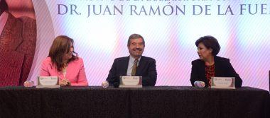 Viable, un cambio de gobierno: Juan Ramón de la Fuente