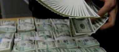 Reservas internacionales registran alza de dos millones de dólares