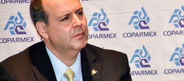 Pierde México escalones en debilidad institucional, considera la Coparmex