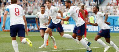 """El """"Huracán"""" inglés Harry Kane arrasa a Panamá 6-1"""