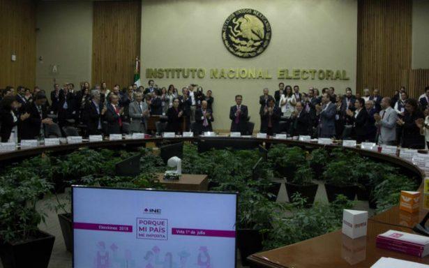 INE recibió 470 quejas durante proceso electoral