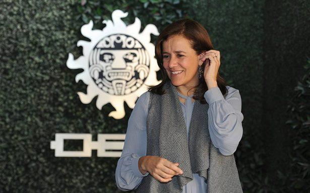 Margarita Zavala le apuesta al libre mercado