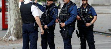 Controlan toma de rehenes en Reino Unido; descartan terrorismo