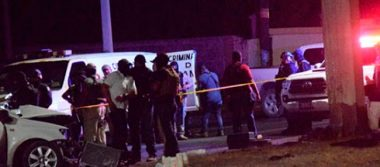 Mueren dos delincuentes tras enfrentamiento en Reynosa