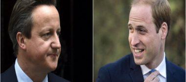 Involucran al príncipe William y Cameron en caso de corrupción de FIFA