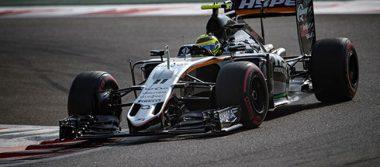 Checo Pérez consigue séptimo puesto para su escudería Force India