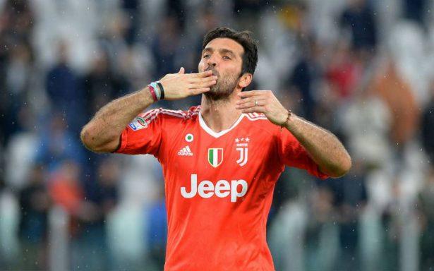 """Buffon deja la Juventus: """"Este sábado es mi último partido"""""""