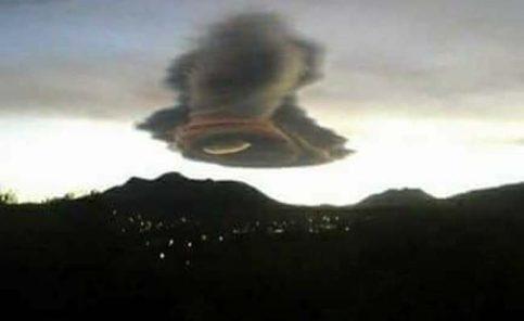 ¿Un ovni? conoce al fenómeno que sorprende a Michoacán