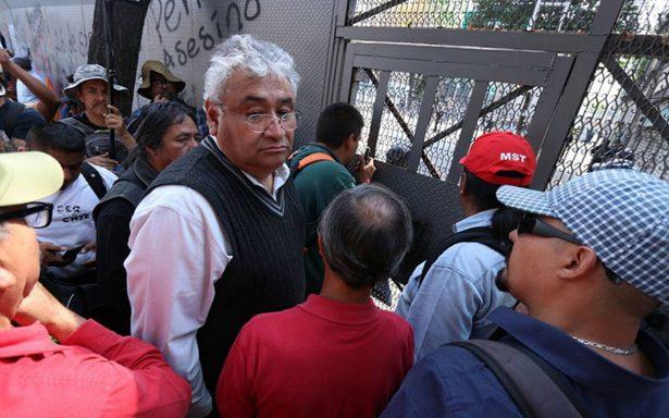 CNTE asegura que AMLO no ordenó reventar mitin de Meade