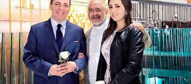¡Sorpresa! Cristian Castro se casa por tercera vez con violinista
