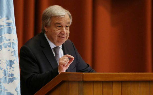 El mundo vive una nueva y más peligrosa Guerra Fría, advierte ONU