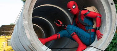 Nuevo villano amenaza a Spiderman en tercer trailer