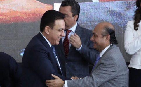 Anuncia Omar Fayad inversión inmobiliaria de 2 mmdp en Pachuca