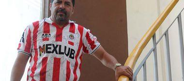 Para Camilo Romero, las Chivas son favoritas