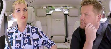 Carpool Karaoke: ¡Katy Perry habla de su enemistad con Taylor Swift!