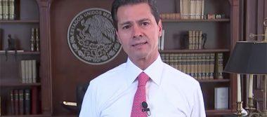 Peña Nieto asegura que México destaca en su economía por ser fuerte