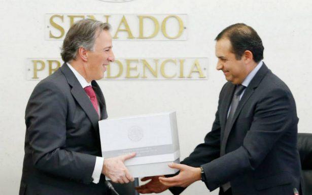 """""""Me consta su honestidad y capacidad""""; Cordero dice que votará por Meade"""