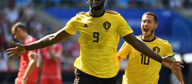 Bélgica golea a Túnez y avanza a octavos de final en Rusia 2018