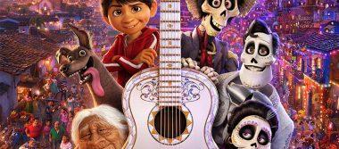 """El Día de Muertos también suena en el Oscar: """"Coco"""" se lleva dos nominaciones"""