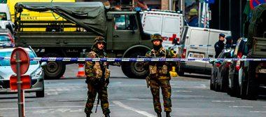 Detienen en España a presuntos autores de atentados en Bélgica