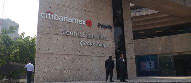 """Citigroup acepta multa de casi 100 mdd por """"blanqueo"""" en envíos en Banamex USA"""