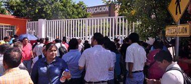 Blindan Educación ante amenazas de manifestaciones