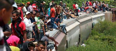 Han incrementado 70% abusos en contra de migrantes de tránsito