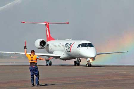 Suspenden vuelos a Villahermosa