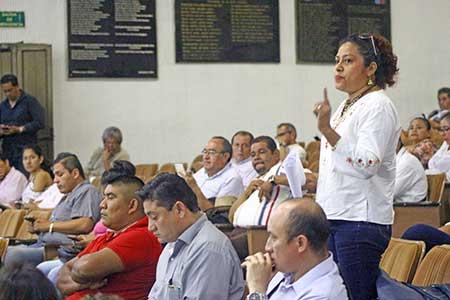 Piden a legisladores hacer auditoría a la SE
