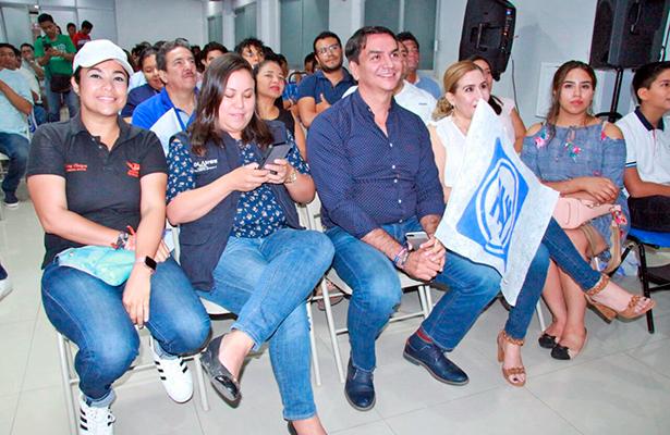 Con propuestas sólidas triunfará Anaya: PAN y MC