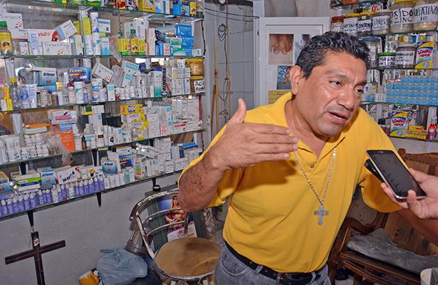 Hasta seis atracos al día en farmacias: Upfartab