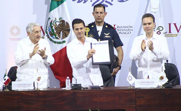 Promulga EPN Ley de Fomento a la Industria Vitivinícola