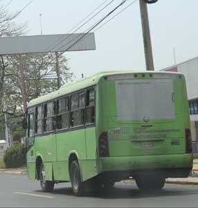 Restablecen servicio del TransBus