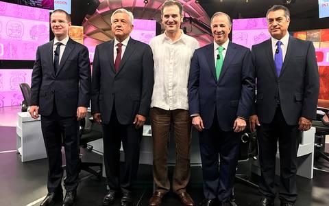 Quedan a deber en último debate