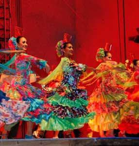Deleite folklórico en Festival de Villahermosa