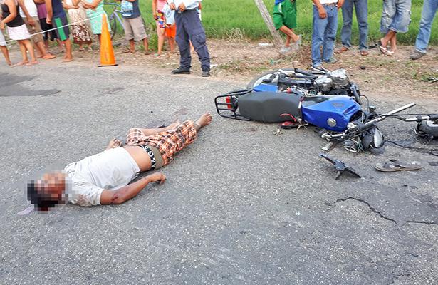 Resultado de imagen para un muerto y un herido en accidente