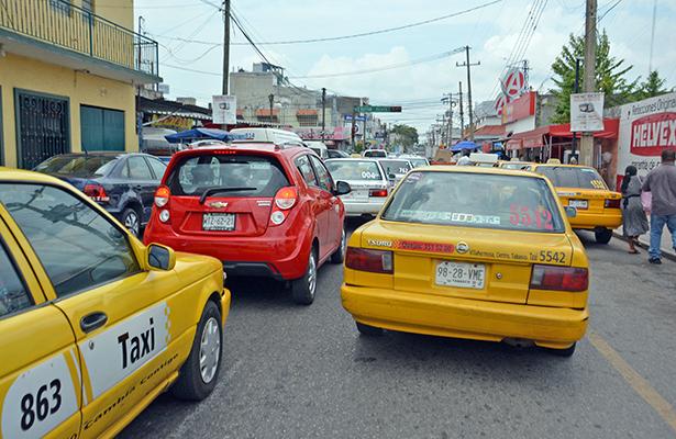 No se autoriza aumento a tarifa de taxi: SCT